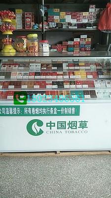 小卖部源头厂家活动抽拉实用烟柜图片