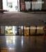 南山学校厂房水磨石地面起灰处理坚硬+光亮单价低