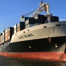 德国压力容器进口报关海运公司