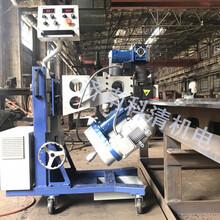雙面坡口銑邊機!銑削式自動坡口機快速穩定6圖片