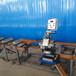 單電機0-90度鋼板坡口機自動不繡鋼板坡口機