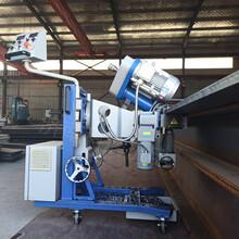 鋼結構客戶一致認可的雙面X型坡口機6圖片
