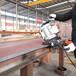 坡口光洁度好钢板铣边机长条形平板铣边机2