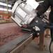 復工福利手提式鋼板坡口機大減價SKF-15平板銑邊機優惠多多多功能破口坡口機