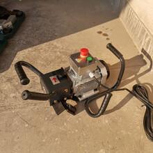 鋼板銑邊機供應手提式碳鋼板坡口銑邊機價格6圖片