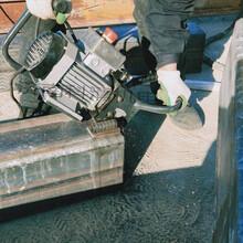 坡口機刀片SKF-15手提坡口機方管開坡口圖片