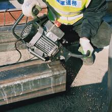焊接打坡口機厚薄板通用鋼板坡口機設備6圖片