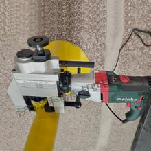 电厂检修管子坡口机便携式外卡管子坡口机图片