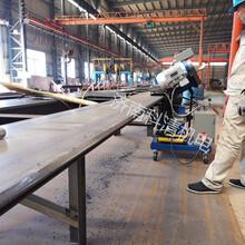 钢板铣边机厂家大量出库各型号自动铣边机6图片