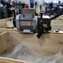 手持式平板坡口機震動小鋼板銑邊機坡口很方便6圖片