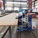 硬质板材不锈钢强钢坡口铣边机双面坡口机