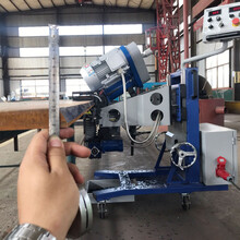 工廠新出坡口機!翻轉型上下雙面銑邊機可直接發貨6圖片