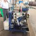 科清自动进行式钢板坡口机双面铣边机6