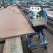 工程建筑行業自動快速倒角機滾剪坡口機