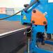 有速度钢板坡口机人防工程滚剪坡口机1