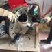 分瓣式坡口機外卡管道倒角機怎么使用