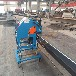 匀速前进钢板坡口机滚剪式倒角机坡口加工