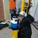 內漲式坡口機管道平口怎么操作