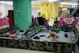兒童廣場游樂新款玩具坦克車戶外遙控對戰坦克創業小項目