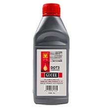 古驰制动液全合成机动车制动液DOT4+刹车油图片