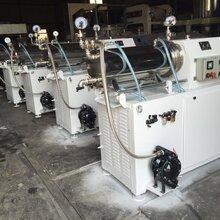 臥式砂磨機油漆涂料砂磨機秦皇島精本機械化工設備圖片