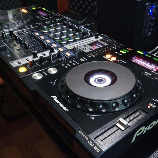 DJ培训图