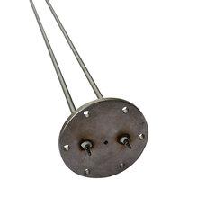 厂家直销圆法兰不锈钢加热管金属加热管电加热管图片