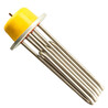 法兰电加热管不锈钢发热管电热管六角法兰加热管