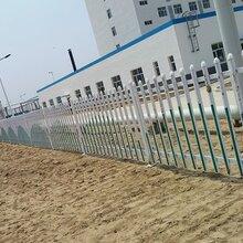 PVC护栏-pvc围墙护栏-塑钢围墙护栏-pvc电力护栏图片