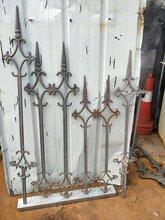 铸铁护栏铸铁围墙护栏,铸铁栅栏,河南永阔铁艺厂图片