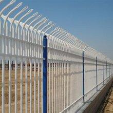 双向防攀爬围墙护栏图片