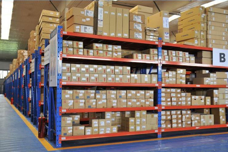 泰安中型货架仓储货架山东货架厂家库房货架工厂货架