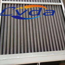 卡特d11t推土机传动油冷却器液压油散热器图片