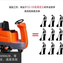 高登GD96坐驾式洗地车厂家直销图片
