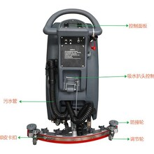 深圳手推式洗地机出售图片