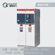 强驰电力厂家直销六氟化硫环网柜QCG(XGN15)12可来图加工专业定制