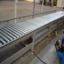 动力滚筒输送机结构图动力滚筒输送机设备特点仕航机械图片