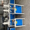 鍍鋅管液壓沖弧機不銹鋼圓管鋁合金型材沖孔廣通精誠廠家