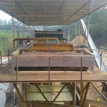 江蘇南通洗砂污水處理壓濾機全自動污泥帶式壓濾機圖片