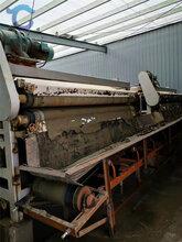 供应三明尤溪县洗砂泥浆压滤机厂家带式淤泥压滤机定制图片