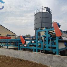 供应三明明溪县砂场泥浆脱水机制砂选矿带式污泥压滤机定制图片