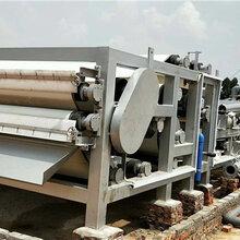 供应三明宁化县带式压滤机产量配置洗砂石泥浆脱水机视频图片