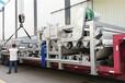 供應保定南市區洗沙污泥壓濾機帶式洗石粉泥漿壓泥機設備