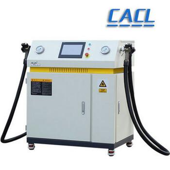 品牌冷媒加注机制冷剂检漏仪预抽真空系统冷媒灌注机厂家直销雪种机
