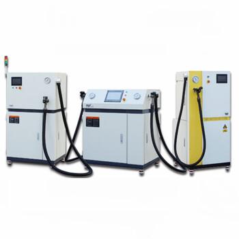 高速冷媒灌注機廠家直銷品牌冷媒充注機雙系統精準加注制冷劑冷媒機
