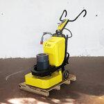 諾伯曼出品可外接吸塵器的打磨機硬化地坪四盤打磨機