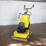 12頭環氧地坪研磨機無塵電動打磨拋光機可外接吸塵器的打磨機
