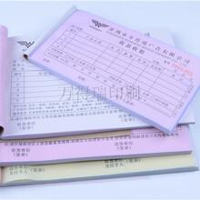 東莞萬江無碳復寫表格印刷廠家,南城送貨單印刷商,長安收據定制圖片