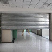梧州防火卷帘门厂家价格图片