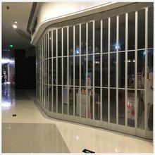 益阳∴水晶■折叠门厂家图片